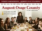 August: Osage County - British Movie Poster (xs thumbnail)