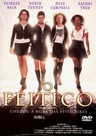 The Craft - Portuguese DVD cover (xs thumbnail)