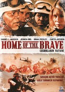 Home of the Brave - Turkish Movie Cover (xs thumbnail)