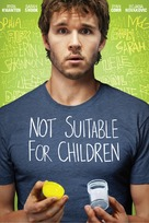 Not Suitable for Children - DVD cover (xs thumbnail)
