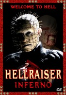 Hellraiser: Inferno - German Movie Cover (xs thumbnail)