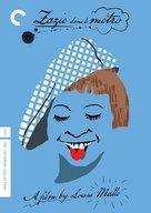Zazie dans le métro - DVD cover (xs thumbnail)