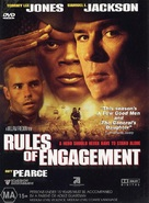 Rules Of Engagement - Australian DVD movie cover (xs thumbnail)