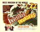 Invisible Invaders - Movie Poster (xs thumbnail)