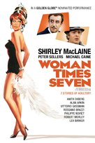 Woman Times Seven - Video on demand movie cover (xs thumbnail)