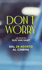 Don't Worry, He Won't Get Far on Foot - Italian Movie Poster (xs thumbnail)