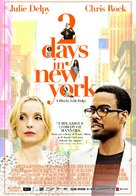2 Days in New York - Movie Poster (xs thumbnail)