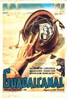 Guadalcanal Diary - Italian Movie Poster (xs thumbnail)