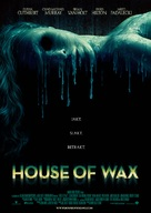 House of Wax - Norwegian Movie Poster (xs thumbnail)