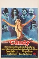 Candy - Belgian Movie Poster (xs thumbnail)