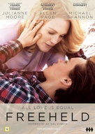 Freeheld - Norwegian DVD movie cover (xs thumbnail)