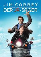 Yes Man - German Movie Poster (xs thumbnail)