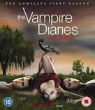 """The Vampire Diaries"" - British Blu-Ray movie cover (xs thumbnail)"