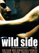 Wild Side - German Movie Poster (xs thumbnail)