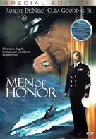Men Of Honor - German DVD movie cover (xs thumbnail)