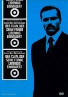 Confessione di un commissario di polizia al procuratore della repubblica - German DVD cover (xs thumbnail)