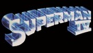 Superman IV: The Quest for Peace - Logo (xs thumbnail)