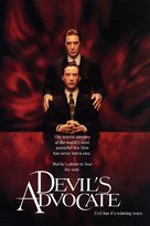 The Devil's Advocate - DVD movie cover (xs thumbnail)