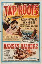 Kansas Raiders - Combo movie poster (xs thumbnail)