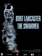 The Swimmer - French Movie Poster (xs thumbnail)