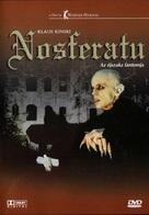 Nosferatu: Phantom der Nacht - Hungarian Movie Cover (xs thumbnail)