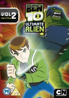 """Ben 10: Ultimate Alien"" - British DVD movie cover (xs thumbnail)"