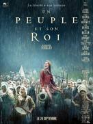 Un peuple et son roi - French Movie Poster (xs thumbnail)