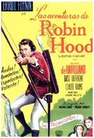 The Adventures of Robin Hood - Argentinian Movie Poster (xs thumbnail)