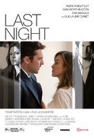 Last Night - Movie Poster (xs thumbnail)