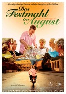 Pranzo di ferragosto - German Movie Poster (xs thumbnail)