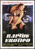 The Swinging Barmaids - Italian Movie Poster (xs thumbnail)