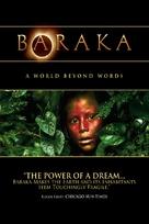Baraka - DVD cover (xs thumbnail)