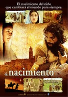 The Nativity Story - Argentinian Movie Poster (xs thumbnail)