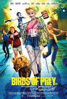Harley Quinn: Birds of Prey - Icelandic Movie Poster (xs thumbnail)