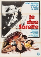 Sisters - Italian Movie Poster (xs thumbnail)