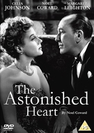 The Astonished Heart - British DVD cover (xs thumbnail)