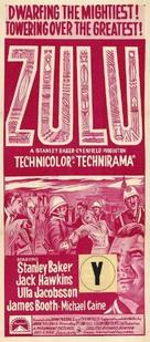 Zulu - Australian Movie Poster (xs thumbnail)
