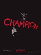 Champion - Re-release movie poster (xs thumbnail)