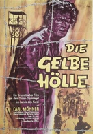 The Camp on Blood Island - German Movie Poster (xs thumbnail)