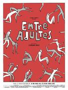 Entre adultes - French Movie Poster (xs thumbnail)