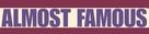 Almost Famous - Logo (xs thumbnail)