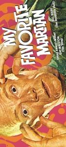 """My Favorite Martian"" - Movie Poster (xs thumbnail)"