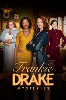 """Frankie Drake Mysteries"" - Canadian Movie Cover (xs thumbnail)"