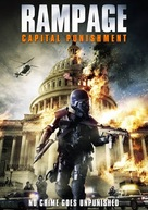 Rampage 2 - DVD cover (xs thumbnail)