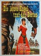 Aventuras del Oeste - German Movie Poster (xs thumbnail)