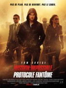 Mission: Impossible - Ghost Protocol - French Movie Poster (xs thumbnail)