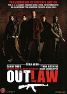 Outlaw - Danish poster (xs thumbnail)