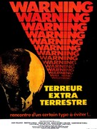 Without Warning - French Movie Poster (xs thumbnail)