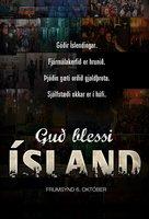 Guð blessi Ísland - Icelandic Movie Poster (xs thumbnail)