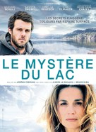 Le mystère du lac - French DVD cover (xs thumbnail)